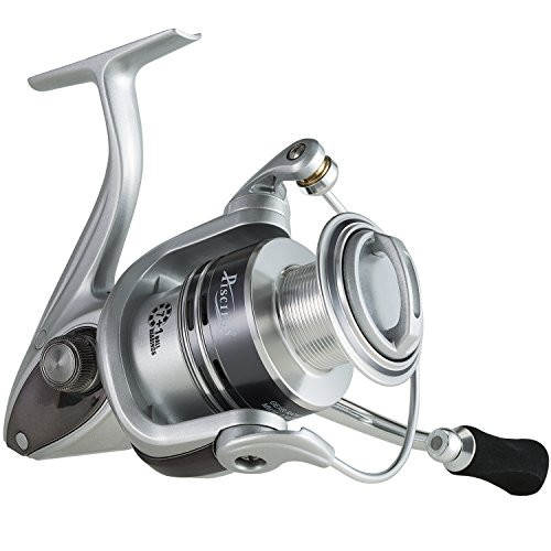 Piscifun Destroyer Spinning Reel Ultra Smooth Sealed Carbon Fiber Drag Fishing Reel Freshwater 7+1BB...