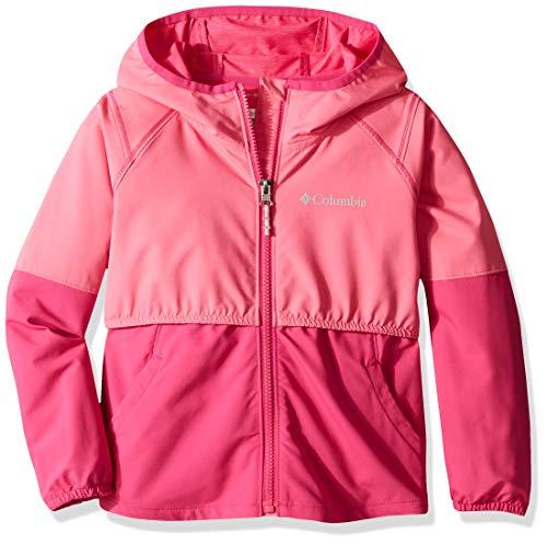 Columbia Hidden CanyonTM Softshelljacke für Teenager, Mädchen, Hidden Canyon™ Softshell Jacket, Wild Geranie, Haute Pink Heather, Medium
