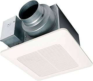 Panasonic FV-0511VQ1 WhisperCeiling DC Ventilation Fan, Speed Selector, SmartFlow Technology, Quiet