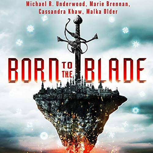 Born to the Blade: The Complete Season 1     Born to the Blade, Season 1              By:                                                                                                                                 Michael R. Underwood,                                                                                        Malka Older,                                                                                        Cassandra Khaw,                   and others                          Narrated by:                                                                                                                                 Xe Sands                      Length: 11 hrs and 48 mins     2 ratings     Overall 5.0