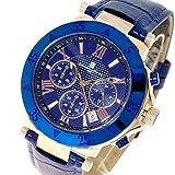 正規品 サルバトーレマーラ SALVATORE MARRA 腕時計 メンズ ビジネス SM8005S-PGBL クロノ クォーツ ダークネイビー ブルー