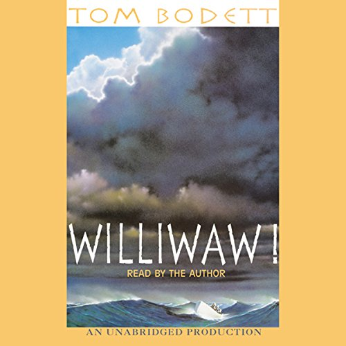 Williwaw! audiobook cover art