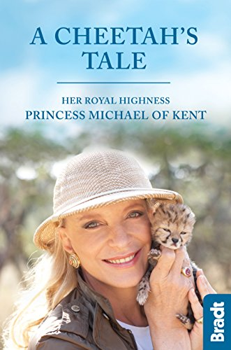 A Cheetah's Tale (Bradt Travel Guides (Travel Literature)) (English Edition)