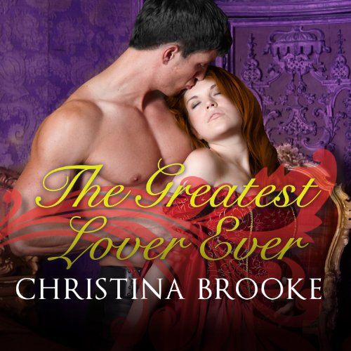 The Greatest Lover Ever audiobook cover art