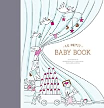 Le Petit Baby Book (Baby Memory Book, Baby Journal, Baby Milestone Book) PDF