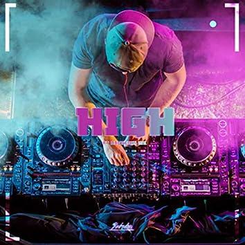 HIGH ( Instrumental - bw Edition ) - ( Remix )