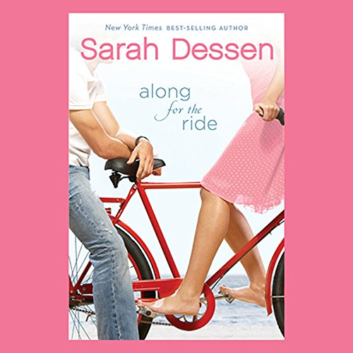 Along for the Ride audiobook cover art