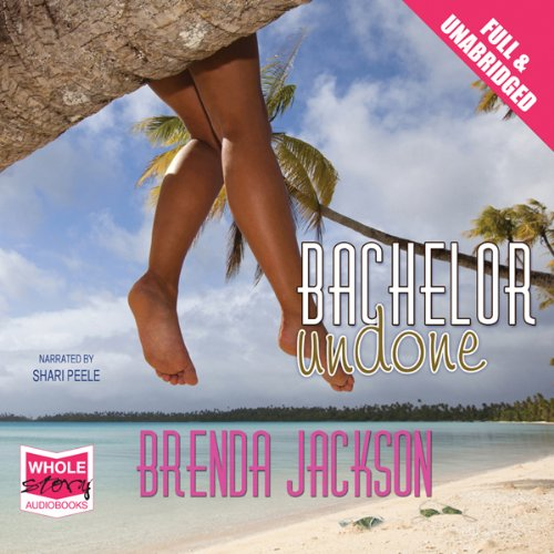 Bachelor Undone audiobook cover art