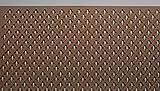LaserKris Radiateur Armoire Murale décoratifs Screening-Grille- perforé Panneau MDF (4x 2) PP1