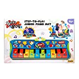WinFun- Piano alfombra Junior Beat Bop (CPA Toy 2507) , color/modelo surtido