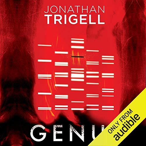 Genus Audiobook By Jonathan Trigell cover art