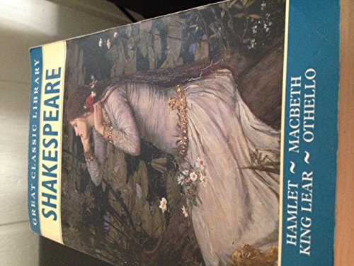 Hamlet, Macbeth, King Lear, Othello (Great Clas... 1851524924 Book Cover