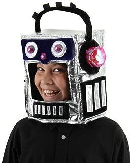 Robot Man Costume Hat for Kids