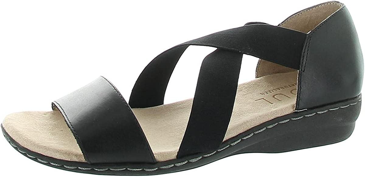 SOUL Ranking TOP14 Naturalizer Women's Flat Blume Sandal discount