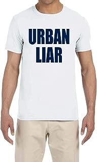 White Urban Liar T-Shirt