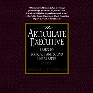 The Articulate Executive cover art