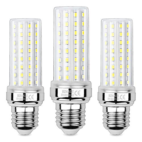 Hzsanue LED Lampen 20W, 150W Glühlampenäquivalent, 2000lm, 4000K Neutralweiß, E27 Edison Schraube, 3 Stück