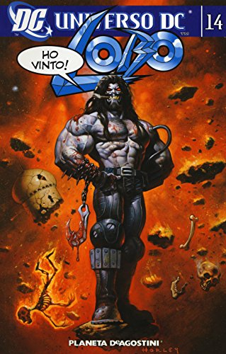 Lobo: 14 (DC Universe)