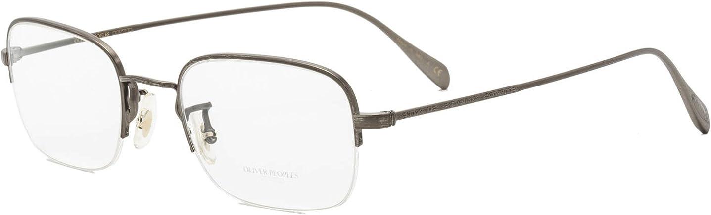 Oliver Peoples Rushton OV1199 - 5244 Eyeglasses Pewter 50mm