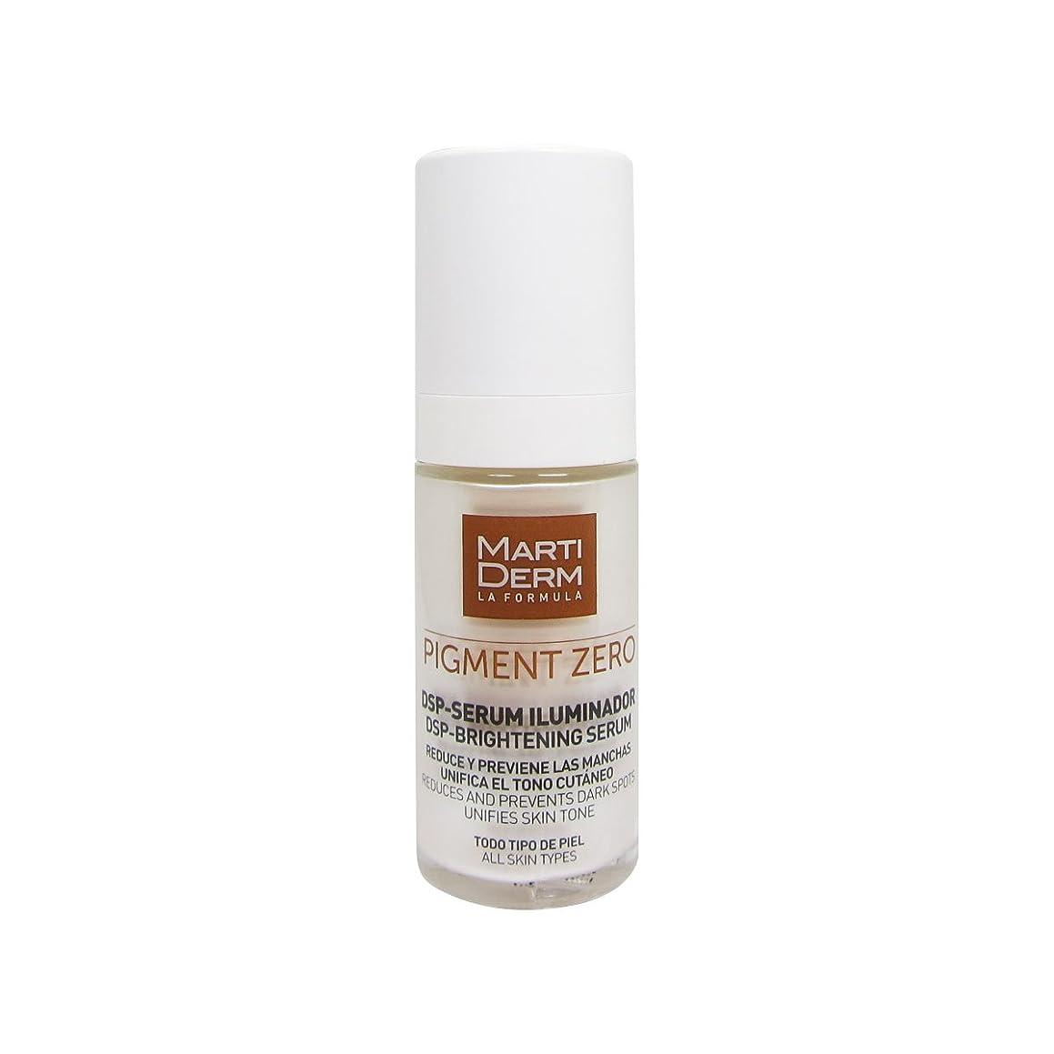 危険情熱工業用Martiderm Pigment Zero Dsp-brightening Serum 30ml [並行輸入品]