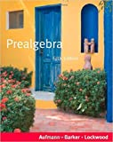 PREALGEBRA CUSTOM EDITION FOR WESTWOOD COLLEGE STUDENTS. 111100272X Book Cover