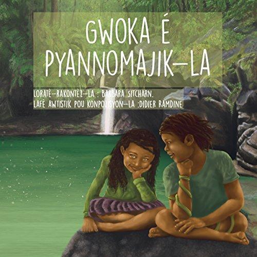 Couverture de Gwoka é pyannomajik-la
