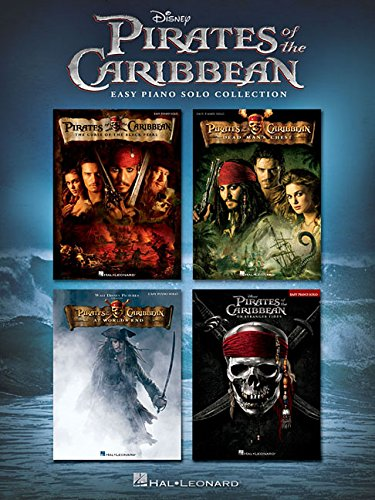 Pirates Of The Caribbean: Easy Piano Solo Collection: Noten, Sammelband für Klavier
