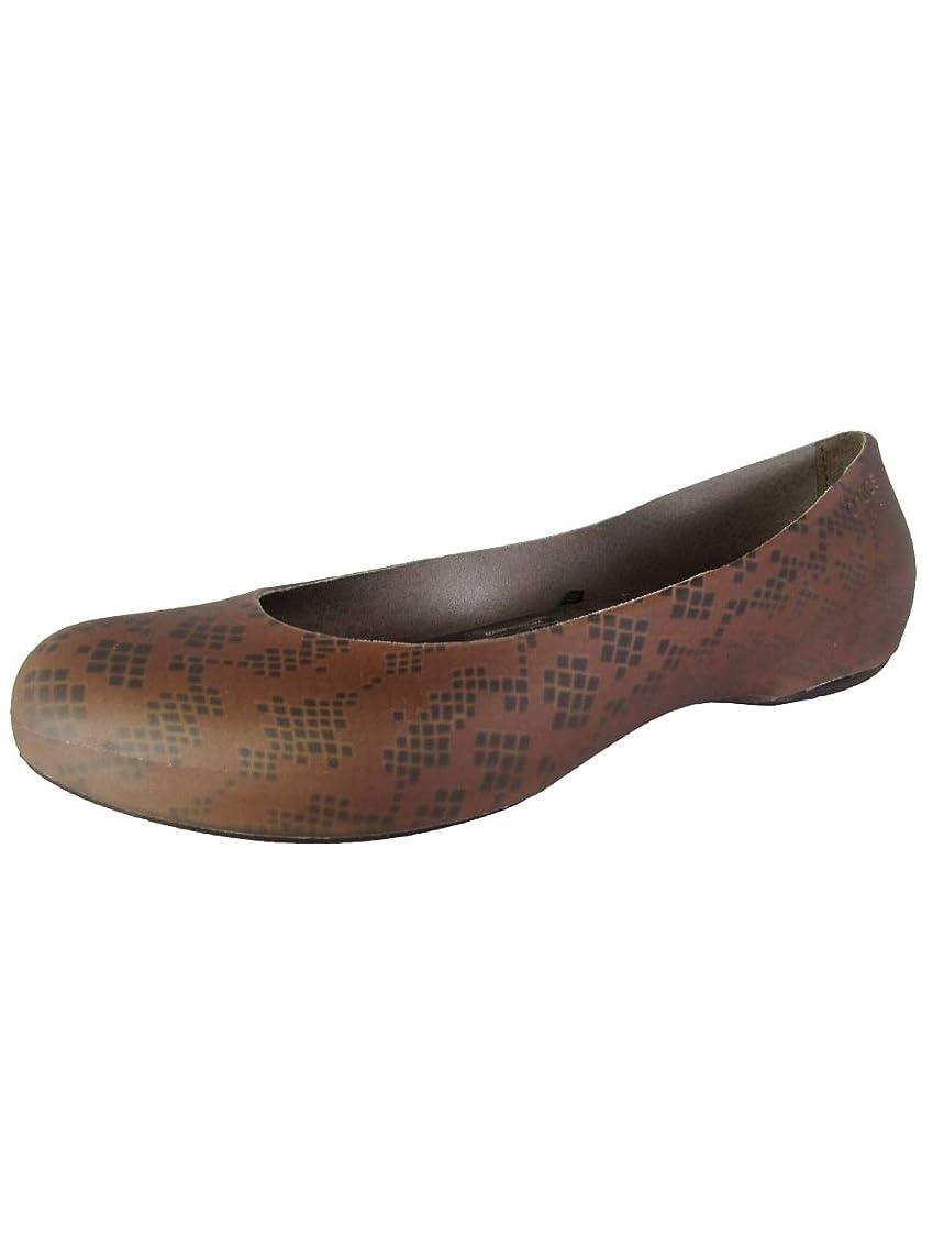 関税代替案いっぱい[Crocs] レディース US サイズ: 7 B(M) US カラー: ベージュ