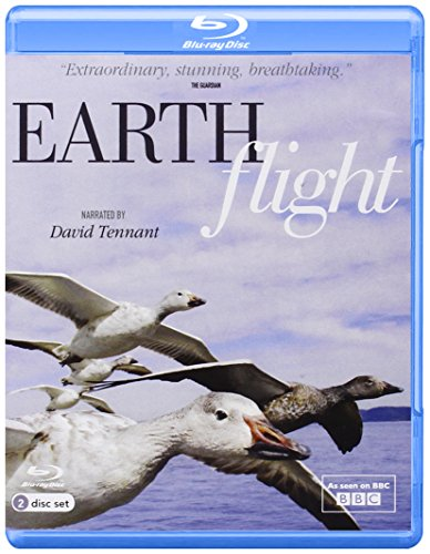 Earthflight [Blu-ray][Region Free] [Reino Unido]