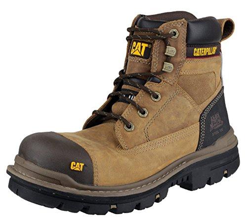Caterpillar Gravel 6 Mens Steel Toe Cap SB Work Safety Boots UK 6
