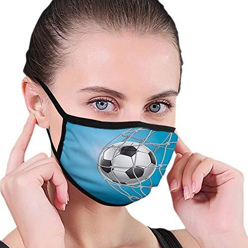 Fußball, Tor Fußball in der Netzunterhaltung Spielen für den Gewinn eines aktiven Lebensstils, grau-schwarz, Winddichte sdekorationen