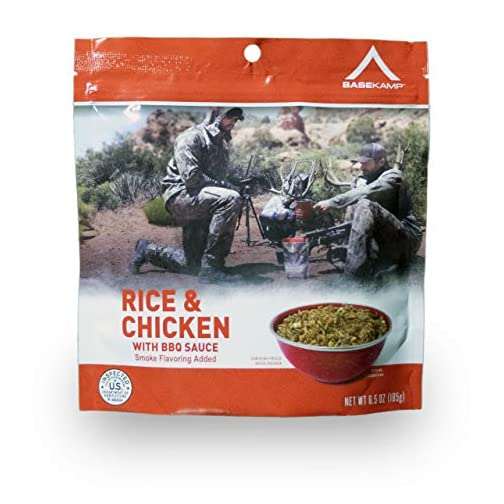 BaseKamp Freeze Dried Meal 3
