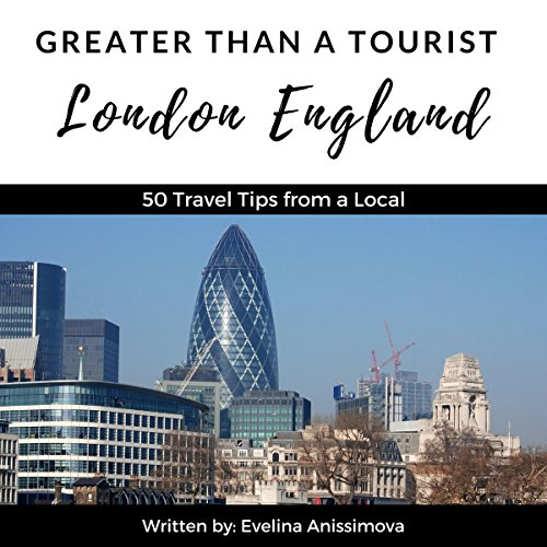 Couverture de Greater Than a Tourist: London England