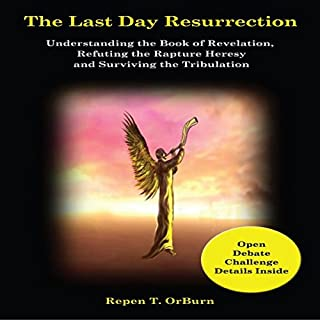 The Last Day Resurrection audiobook cover art
