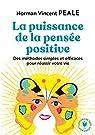 La puissance de la pensée positive par Peale