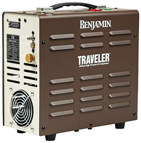 Benjamin Traveler BPTC Air Compressor