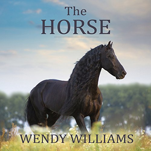 The Horse audiobook cover art