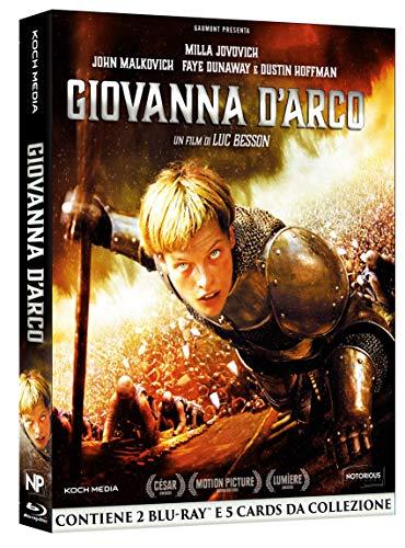 Giovanna DArco (2 Blu-ray + 5 Cards)