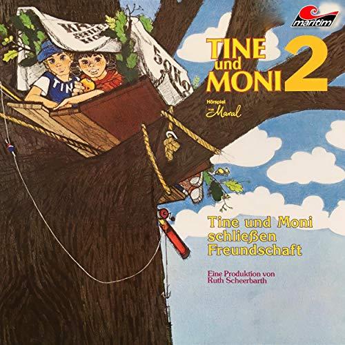 Tine und Moni schließen Freundschaft Titelbild