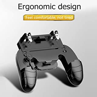 JSX Wireless Gamepad Joystick, Remote Control Controller L1R1 Fire Shooter Accessories Compatible with Smartp Hone PUBG Game