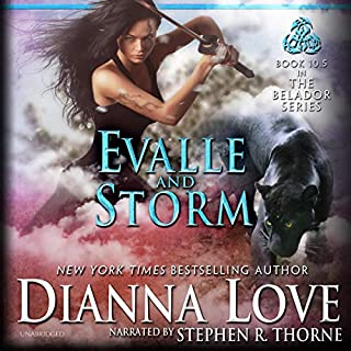 Evalle and Storm cover art