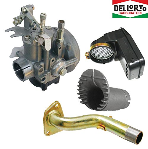 Starter manuel pour carburateur phbg 19-21mm dellorto Dell orto 830860