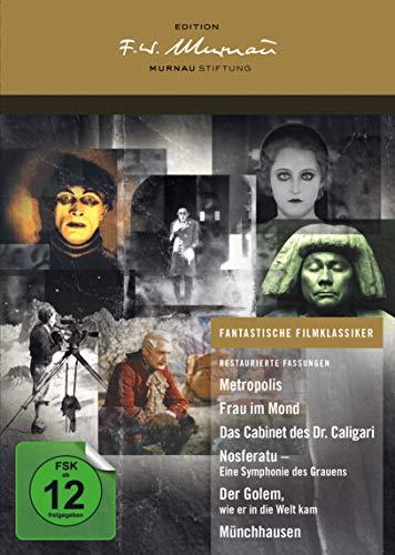 Fantastische Filmklassiker [10 DVDs]