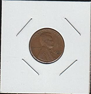 1944 D Lincoln Wheat (1909-1958) Penny Choice Fine Details