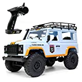 The perseids 1:12 2.4G 4WD RC Car Off-Road High-Speed Vehicle Minitary Truck Climb Rock Crawler...