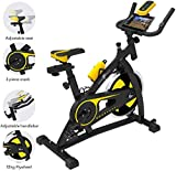 Upright Heimtrainer Indoor Studio Cycles Aerobic Training Fitness Cardio-Bike