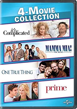 It s Complicated / Mamma Mia! The Movie / One True Thing / Prime 4-Movie Collection [DVD]