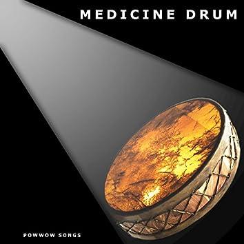 Medicine Drum: Powwow Songs