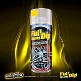AutoFullCar Spray Pintura para Pinzas DE Freno ANTICALÓRICA ACRÍLICA Permanente FULLCOLORS by Full Dip (Amarillo)