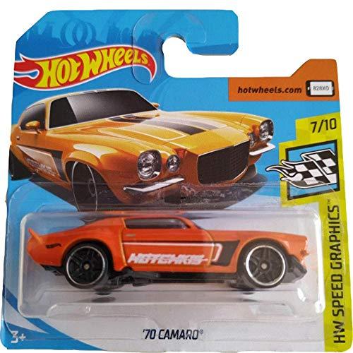 Fm cars Hot-Wheels 70 Camaro HW Speed Graphics 7/10